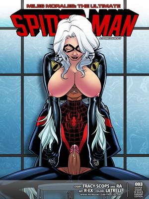 Porn Comics - [Tracy Scops] Miles Morales- Ultimate Spider Man 3 free Porn Comic