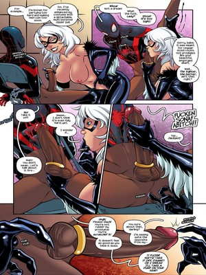 Porncomics [Tracy Scops] Miles Morales- Ultimate Spider Man 3 Porn Comic 05
