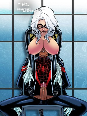 [Tracy Scops] Miles Morales- Ultimate Spider Man 3 free Porn Comic