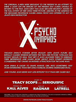 Porncomics Tracy Scops- PsychoNymphos  (Kall Alves) Porn Comic 02