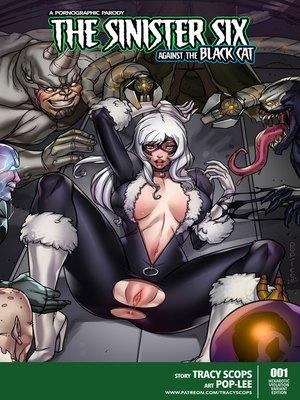 Porn Comics - Tracy Scops- Sinster Six free Porn Comic