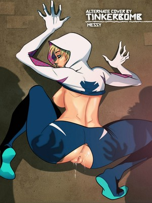 Tracy Scops- Spider Gwen 2 free Porn Comic