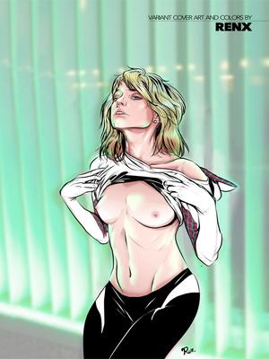 TracyScops- Liquorish Whiskers [RENX] free Porn Comic