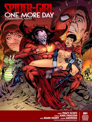 Porn Comics - TracyScops- Spider-Girl – One more Day free Porn Comic