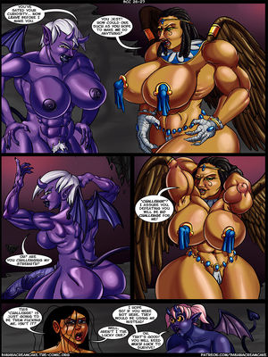 Porncomics Transmorpher DDS- Banana Cream Cake 26- A Harsh Lesson Porn Comic 28