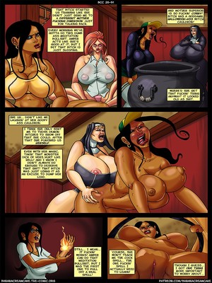 Porncomics Transmorpher DDS- Banana Cream Cake 26- A Harsh Lesson Porn Comic 52