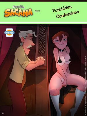 Porn Comics - Familia Sacana 38 – ( Forbidden Confessions ) free Porn Comic