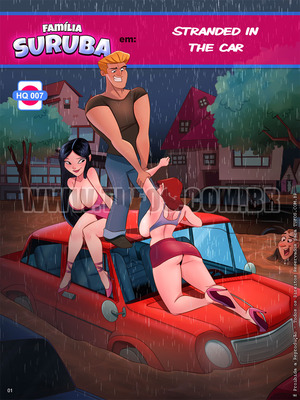 Porn Comics - Tufos- Familia Suruba 7 – Stranded in the Car free Porn Comic