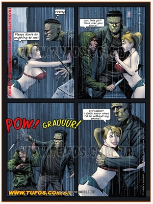 Adult Comics Tufos, Gang of Monsters 2 (English) – Frankenstein Porn Comic 05