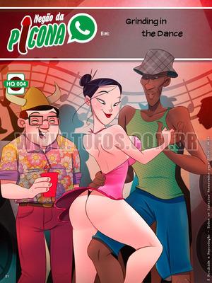 Porn Comics - Tufos- Negao Da Picona 4- Grinding In The Dance free Porn Comic