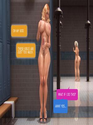 3D Porn Comics Twice as Nice- Poruporuporu Porn Comic 106