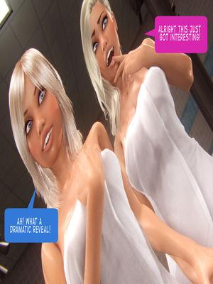 3D Porn Comics Twice as Nice- Poruporuporu Porn Comic 119