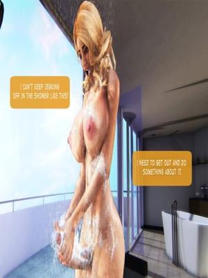 3D Porn Comics Twice as Nice- Poruporuporu Porn Comic 13