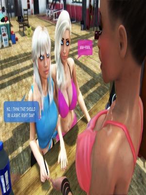 3D Porn Comics Twice as Nice- Poruporuporu Porn Comic 18