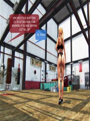 3D Porn Comics Twice as Nice- Poruporuporu Porn Comic 19