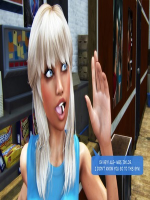 3D Porn Comics Twice as Nice- Poruporuporu Porn Comic 24