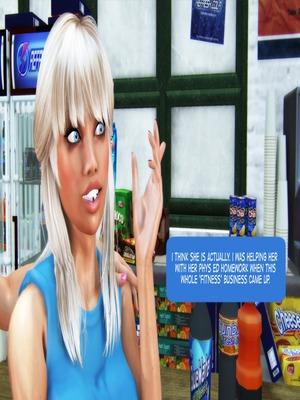 3D Porn Comics Twice as Nice- Poruporuporu Porn Comic 34