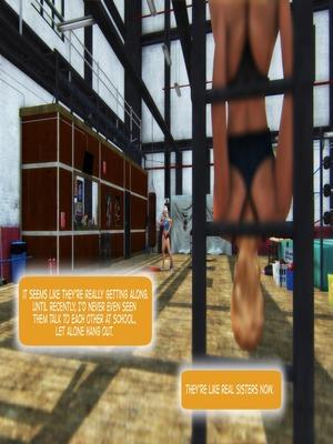 3D Porn Comics Twice as Nice- Poruporuporu Porn Comic 47