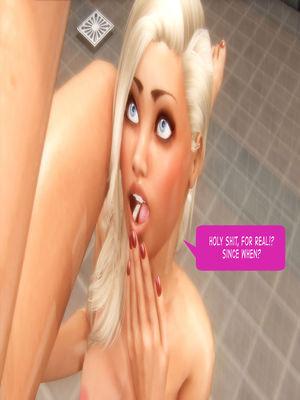 3D Porn Comics Twice as Nice- Poruporuporu Porn Comic 67