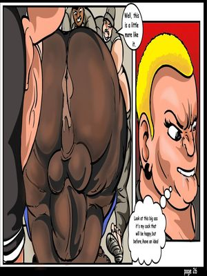 Porncomics Tyron carter- Shemale Massive Destruction Porn Comic 27