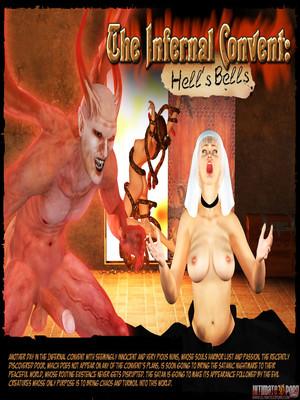 Porn Comics - Ultimate3Dporn- The infernal content – Hell's bells free Porn Comic