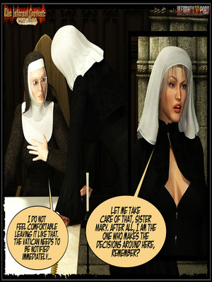 Ultimate3Dporn- The infernal content – Hell's bells free Porn Comic