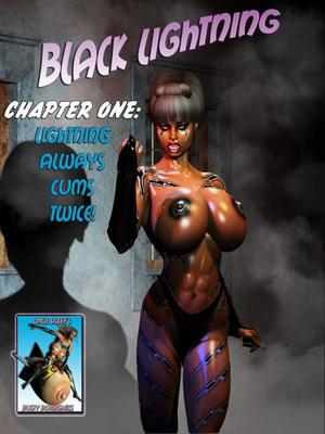 Porn Comics - Uncle Sickey- Black Lightning free Porn Comic