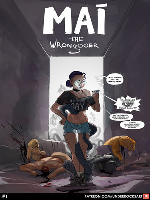 Porn Comics - Underrock- Mai The Wrongdoer free Porn Comic