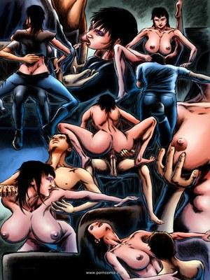 Unknown Pleasures 02- Mind Control Porn Comic sex 11
