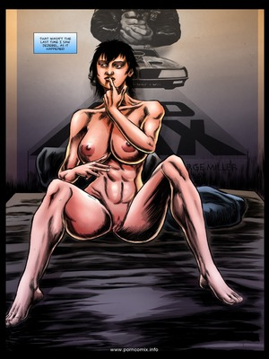 Adult Comics Unknown Pleasures 03- Mind Control,MCC Porn Comic 02