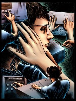 Adult Comics Unknown Pleasures 03- Mind Control,MCC Porn Comic 04