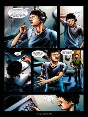 Adult Comics Unknown Pleasures 03- Mind Control,MCC Porn Comic 05