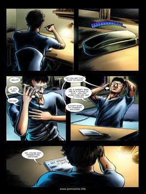 Adult Comics Unknown Pleasures 03- Mind Control,MCC Porn Comic 06