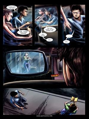 Adult Comics Unknown Pleasures 03- Mind Control,MCC Porn Comic 12