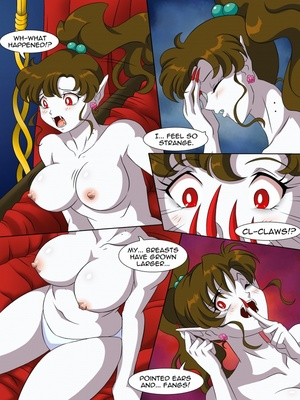 Adult Comics Vampires of the Night- Palcomix Porn Comic 07