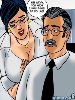 Adult Comics Velamma 66- Heart to Hard On Porn Comic 61