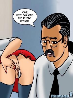 Adult Comics Velamma 66- Heart to Hard On Porn Comic 69