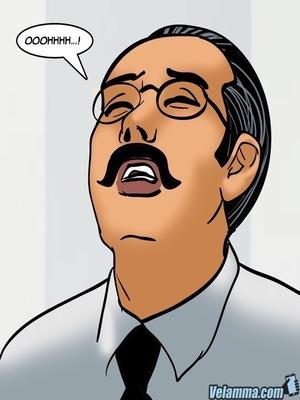 Adult Comics Velamma 66- Heart to Hard On Porn Comic 78