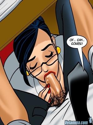 Adult Comics Velamma 66- Heart to Hard On Porn Comic 84