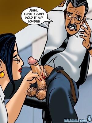 Adult Comics Velamma 66- Heart to Hard On Porn Comic 88