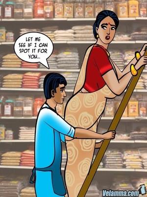 Adult Comics Velamma 67- Milf Masala Porn Comic 26