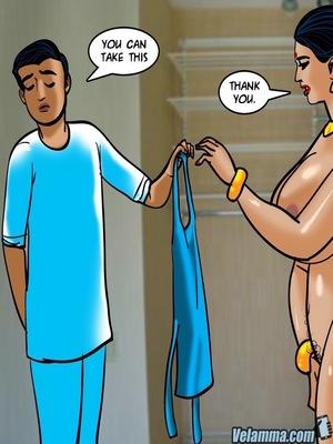 Adult Comics Velamma 67- Milf Masala Porn Comic 52