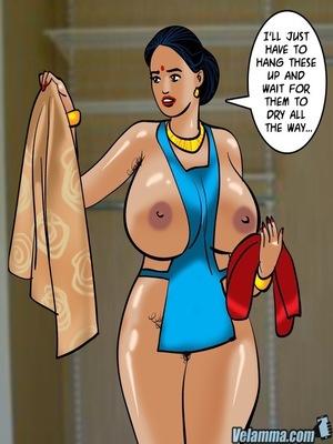 Adult Comics Velamma 67- Milf Masala Porn Comic 53