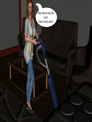 3D Porn Comics Vger- The frat house – day 2 Porn Comic 05
