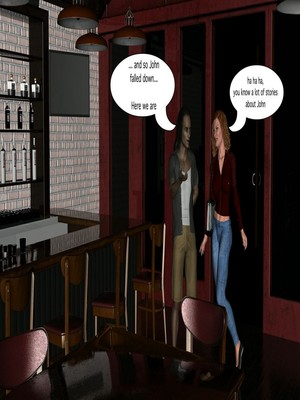 3D Porn Comics Vger- The frat house – day 2 Porn Comic 13