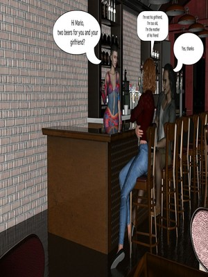 3D Porn Comics Vger- The frat house – day 2 Porn Comic 14