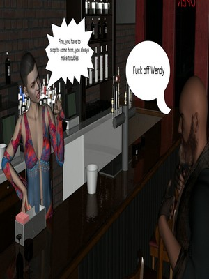 3D Porn Comics Vger- The frat house – day 2 Porn Comic 19