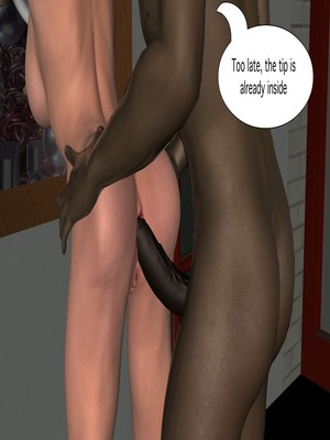 3D Porn Comics Vger- The frat house – day 2 Porn Comic 50