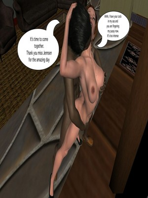 3D Porn Comics Vger- The frat house – day 2 Porn Comic 55