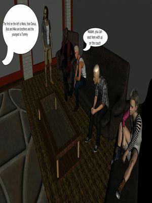 3D Porn Comics Vger- The Frat House- Day 1 Porn Comic 04